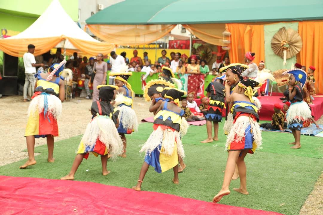 Greenhall Schools 2020 Cultural Day