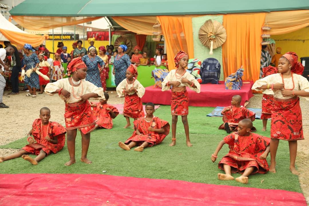 Greenhall Schools 2020 Cultural Day 6